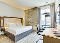 Hotel Port Royal - Quebec - Soverom