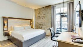 Hotel Port Royal - Quebec - Camera da letto
