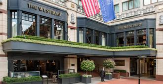 The Westbury Hotel - Dublín - Edificio