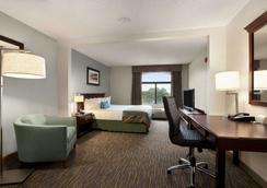 Wingate by Wyndham Round Rock Hotel & Conference Center - Round Rock - Phòng ngủ