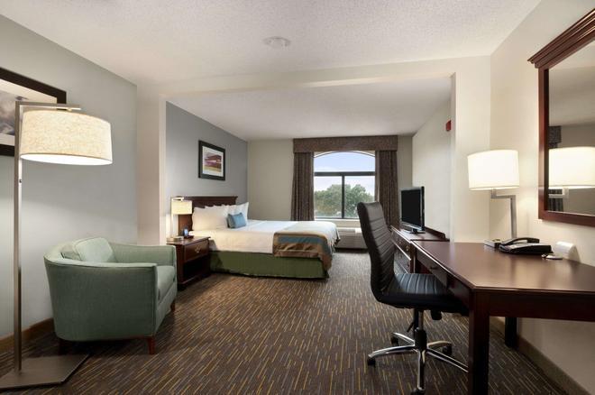 Wingate by Wyndham Round Rock Hotel & Conference Center - Round Rock - Schlafzimmer