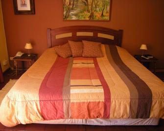 Apart Hotel Punto Real - Curicó - Bedroom