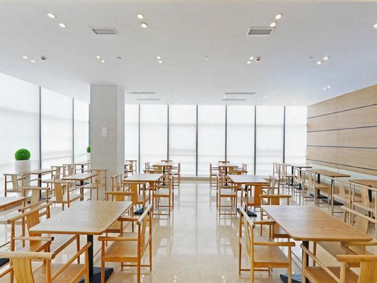 Ji Hotel Shanghai Anting Branch - Σανγκάη - Εστιατόριο