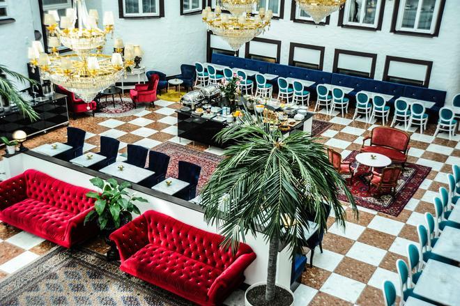 Best Western Hotel Bentleys - Stockholm - Lobby