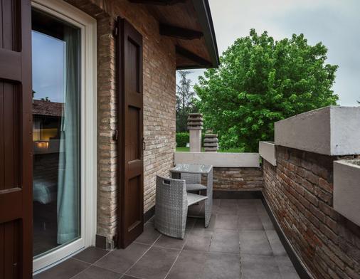 Best Western Plus Hotel Modena Resort - Formigine - Balcony