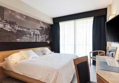 Occidental Aran Park - Rom - Schlafzimmer
