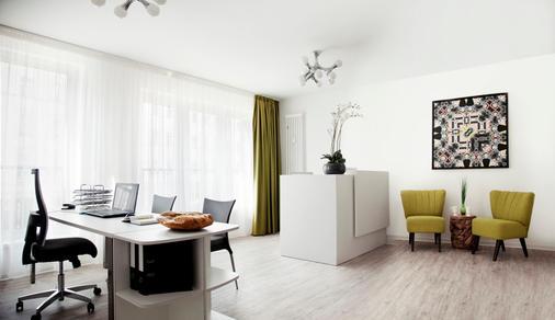 Apartments Rosenthal Residence - Βερολίνο - Τραπεζαρία