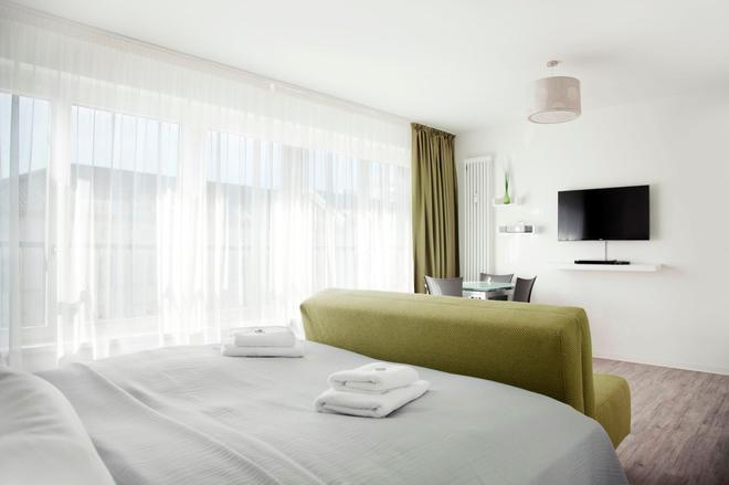 羅森塔爾住宅公寓酒店 - 柏林 - 柏林 - 臥室