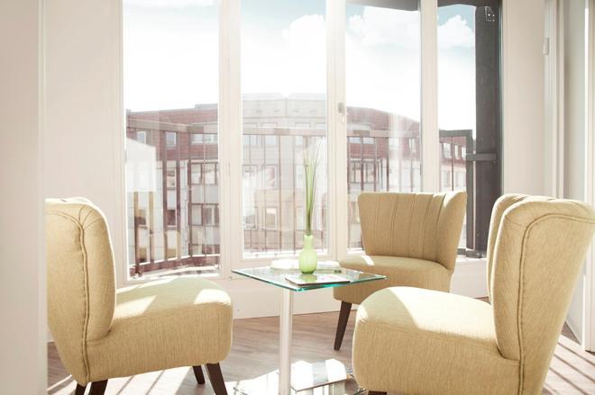 Apartments Rosenthal Residence - Berlin - Salon