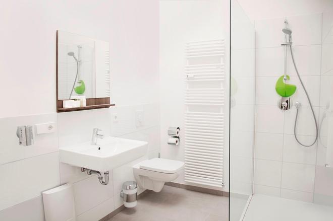 羅森塔爾住宅公寓酒店 - 柏林 - 柏林 - 浴室