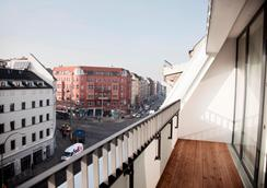 Apartments Rosenthal Residence - Berlin - Ban công
