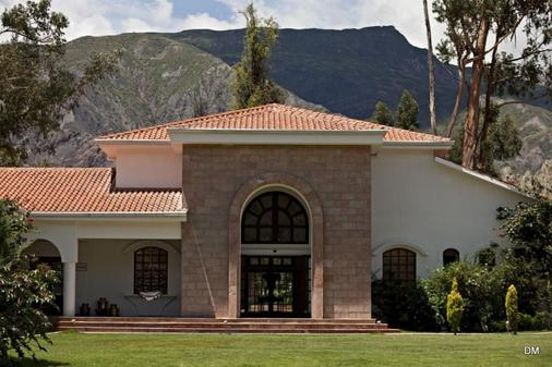 Dm Hotel Andino Resort & Spa - La Paz - Rakennus
