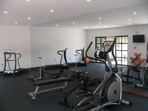 Dm Hotel Andino Resort & Spa - Λα Παζ - Γυμναστήριο