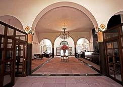 Dm Hotel Andino Resort & Spa - Λα Παζ - Σαλόνι ξενοδοχείου