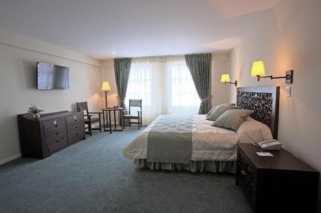 Dm Hotel Andino Resort & Spa - La Paz - Bedroom