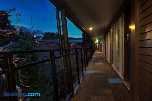 Aurora on George - Dunedin - Balcony