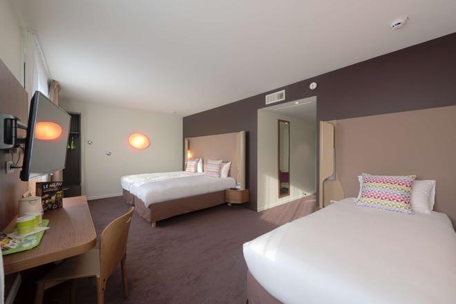 Campanile Le Mans Centre - Gare - Le Mans - Bedroom