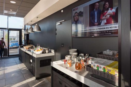Campanile Le Mans Centre - Gare - Le Mans - Buffet