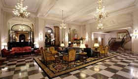 Hotel Le Plaza Brussels - Brussels - Lobby