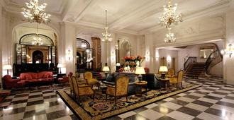 Hotel Le Plaza Brussels - בריסל - לובי