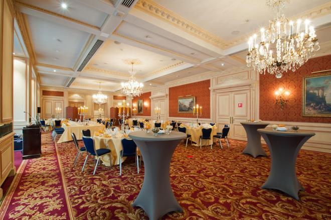 布魯塞爾廣場酒店 - 布魯塞爾 - 布魯塞爾 - 宴會廳