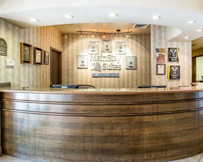 Mainstay Suites St. Robert - Fort Leonard Wood - St Robert - Ρεσεψιόν