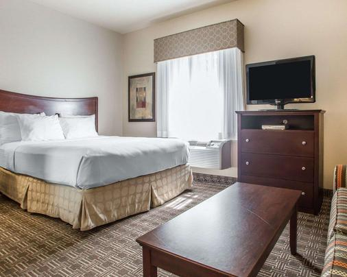 Mainstay Suites St. Robert - Fort Leonard Wood - St Robert - Phòng ngủ
