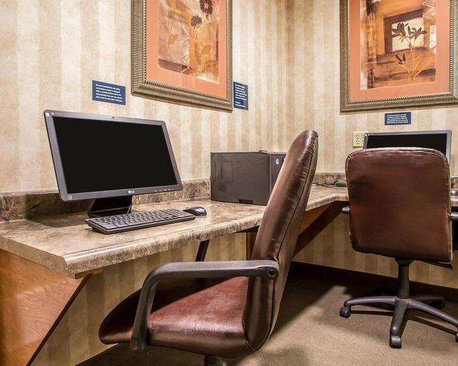 Mainstay Suites St. Robert - Fort Leonard Wood - St Robert - Aίθουσα συνεδριάσεων