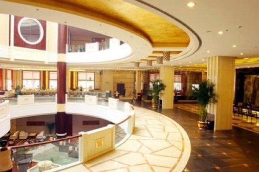 Kingworld Hotel Chongqing - Chongqing - Lobby