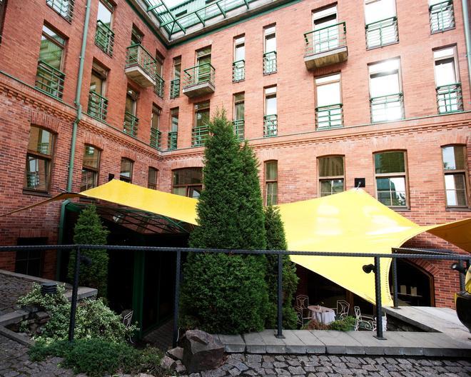 Best Western Santakos Hotel - Kaunas - Rakennus