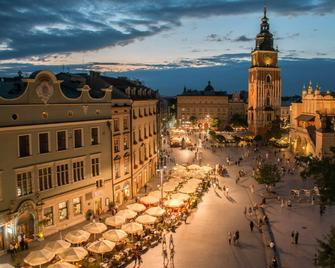 Novotel Krakow City West - Krakow - Outdoors view
