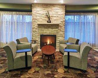 Holiday Inn Express & Suites Madison-Verona - Verona - Лаунж