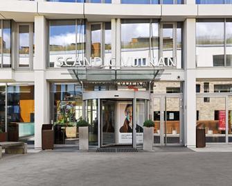 Scandic Vulkan - Oslo - Byggnad