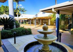 Rockhampton Palms Motor Inn - Rockhampton - Outdoors view