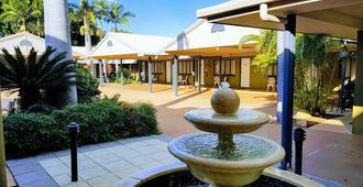 羅克漢普頓棕櫚汽車旅館 - 洛坎普頓 - 洛克翰姆敦