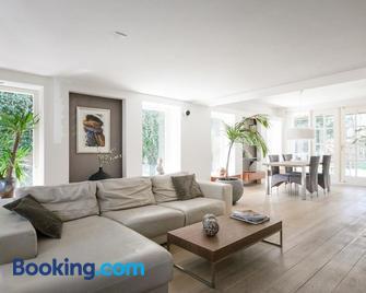Exclusive villa AMS area - Hilversum - Sala de estar