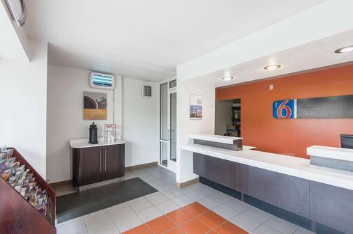 Motel 6 Overland Park - Overland Park - Ρεσεψιόν