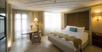 Mega Residence Hotel - איסטנבול - חדר שינה