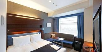 Lotte City Hotel Kinshicho - טוקיו - חדר שינה