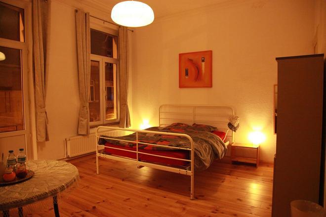 Guest house Heysel Laeken Atomium - Brussels - Bedroom