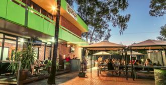 Haven Backpacker Resort - Alice Springs - Patio