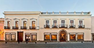 Hotel Palacio San Leonardo - Puebla de Zaragoza - Edificio