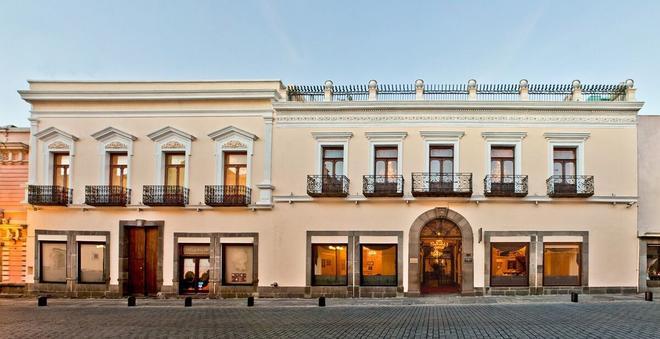 Hotel Palacio San Leonardo - Puebla de Zaragoza - Rakennus