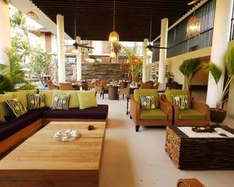 Dhevatara Beach Hotel - Grand'Anse Praslin - Bar