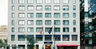 Club Quarters Hotel in Washington DC - Waszyngton - Budynek