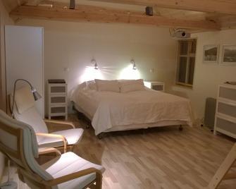 Comfort Bungalow - Isafjordur - Bedroom