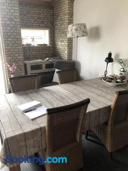 Bed & Breakfast Ytsma State - Follega - Dining room