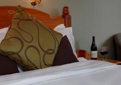 Best Western Preston Garstang Country Hotel and Golf Club - Preston - Bedroom