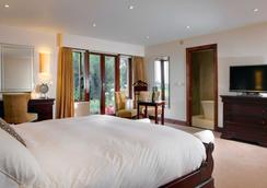 貝斯特韋斯特普雷斯頓加斯唐鄉村飯店及高爾夫俱樂部 - 普雷斯頓 - 臥室