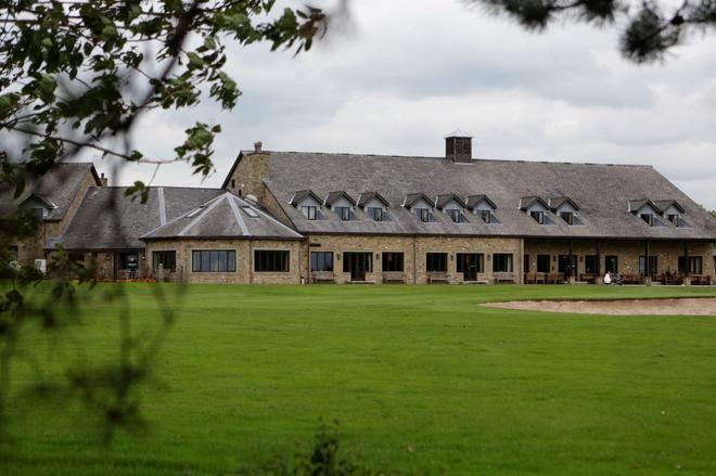 貝斯特韋斯特普雷斯頓加斯唐鄉村飯店及高爾夫俱樂部 - 普雷斯頓 - 建築